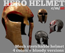 PFC~Hero Helmet