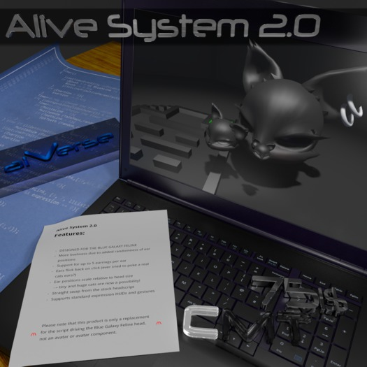 aiVerse Alive System 2.0 MALE