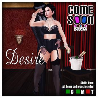 *CS* Desire