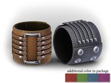 ::OESSO::Women's leather bracelet straps & frame