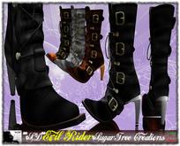 **SD** - Evil Raider - Boots