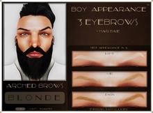 .:BA:. Eyebrow Arched Blonde