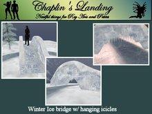 Winter Ice Bridge