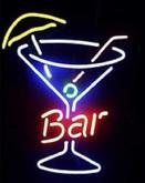 Neon (Flashing) Bar Sign