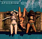 !APHORISM! 'Vintage' Bikini Bottom Three