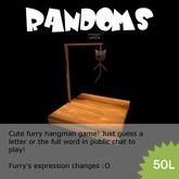 Randoms - Furry Hangman Game