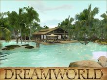 DREAMWORLD - 1/4 Homestead 937 Prims