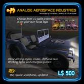 (AAI) Jeep