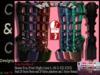 C&C Mesh Eva Boots Hud (20 Styles)