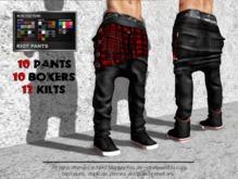 [N*Monkey] 'RIOT Pants