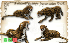 [MF] Mesh Jaguar statue FULL PACKAGE (boxed)