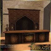 =Mirage= Desert Reception Desk