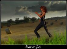Pics n Poses - F - Runner Girl