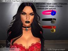 NC : M020_Full Perm Bell Chocker V1