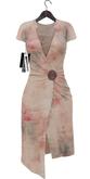 Maitreya Wrap Dress * Tender
