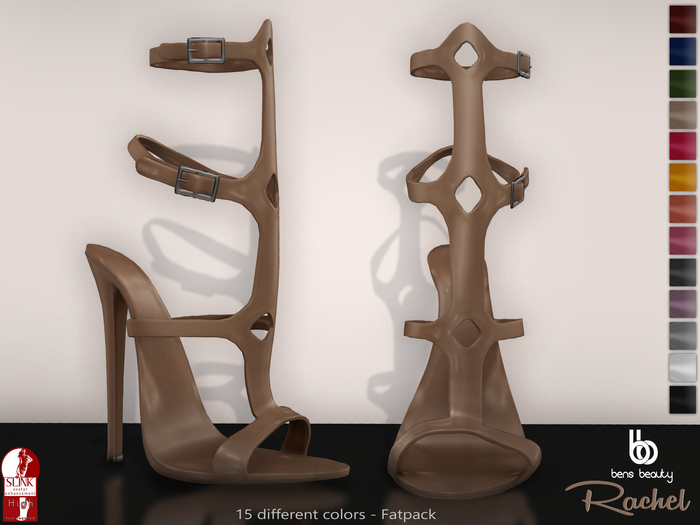 *PROMO*Bens Boutique - Rachel High Heels (Allcolors)