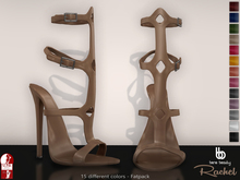 Bens Boutique - Rachel High Heels (Allcolors - with hud)