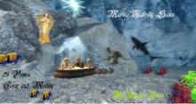 Marine Nativity Scene(Box)
