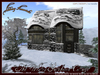 ) AI ( Wintry Gatehouse Cottage (WAS $4,725 -> NOW ONLY $1,175!)