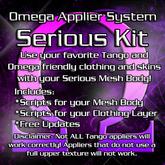 Omega System Kit - Serious