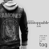tag. unstoppable jacket [demo]
