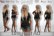 [SINSE] Only Girl AO Motion Capture Optical Series