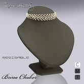 *Brina Choker* by La Forgia Jewels
