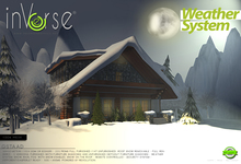 inVerse® MESH - GSTAAD full furnished cottage cabin seasonal mesh house