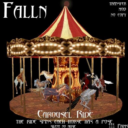 Falln Carousel Ride