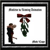 Cele'Sations ~ Mistletoe Bow & Bells w/Kissing Animation