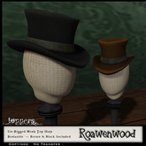 {RW} Toppers Top Hat Set