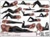 <K&S> ~Lying~ poses. FULL PERM