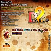 DiabloCs2  - Combat meter for total role