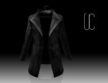 United Colors_Elin leather jacket black