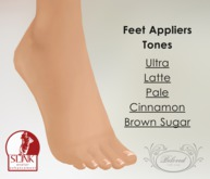 BELOVED Feet  - Slink Appliers