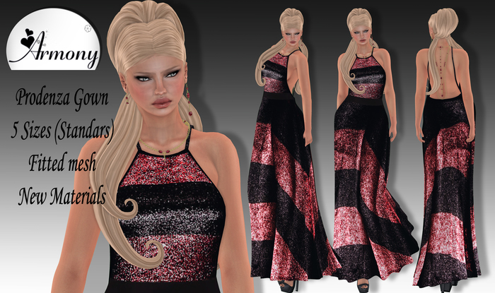 ***Armony Prodenza Gown Pic