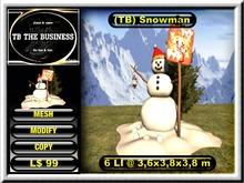 (TB) Snowman