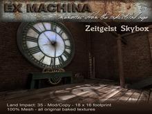 Zeitgeist - Clocktower Skybox