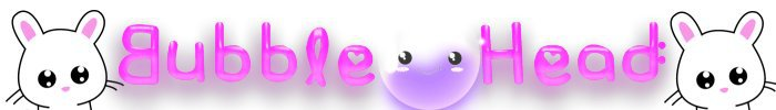 Bubble head banner for mp