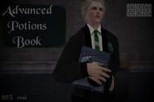 Advanced Potions book