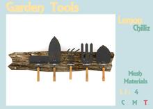 Garden Tools (Mesh) [Lemon Chilliz]