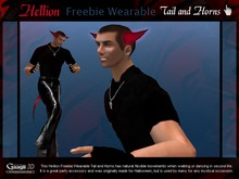 Gaagii - Hellion - Tail and Horns (-The Perfect Gift-)