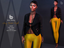 Bens Boutique - Sexy Winter Mesh Outfit