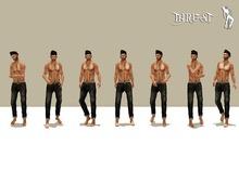 Thrust - Male Pose Set 01