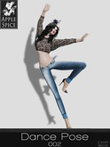 Apple Spice - Dance Pose 002