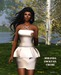 Babele Fashion :: Miranda Creme Cocktail Dress