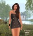 Babele Fashion :: Buttoned Dress Black