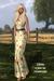Babele Fashion :: Long Casual Dress Flowers