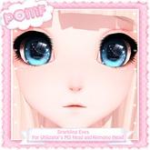 .::POMF::. M3 Head/Kemono Head - Sparkling Eyes (READ DESCRIPTION)