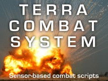 Terra Combat System - add sensor-based guns to your vehicles - ✈ by Cubey Terra ✈